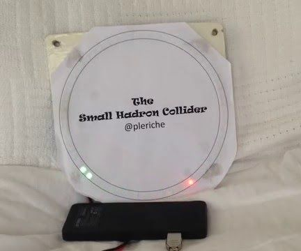 The Small Hadron Collider