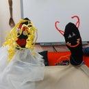 Happy Feet: Interactive Performances!