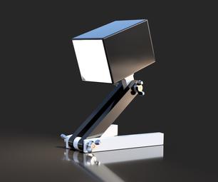 床头灯(箱)-LED 12V 2.5W-3D打印