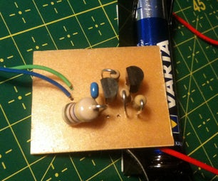 REMIX - Single-Sided Joule-Thief