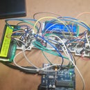 Interface Multiple LCD to Arduino Uno Using Common Data Line
