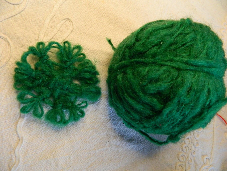 Wool Snowflake