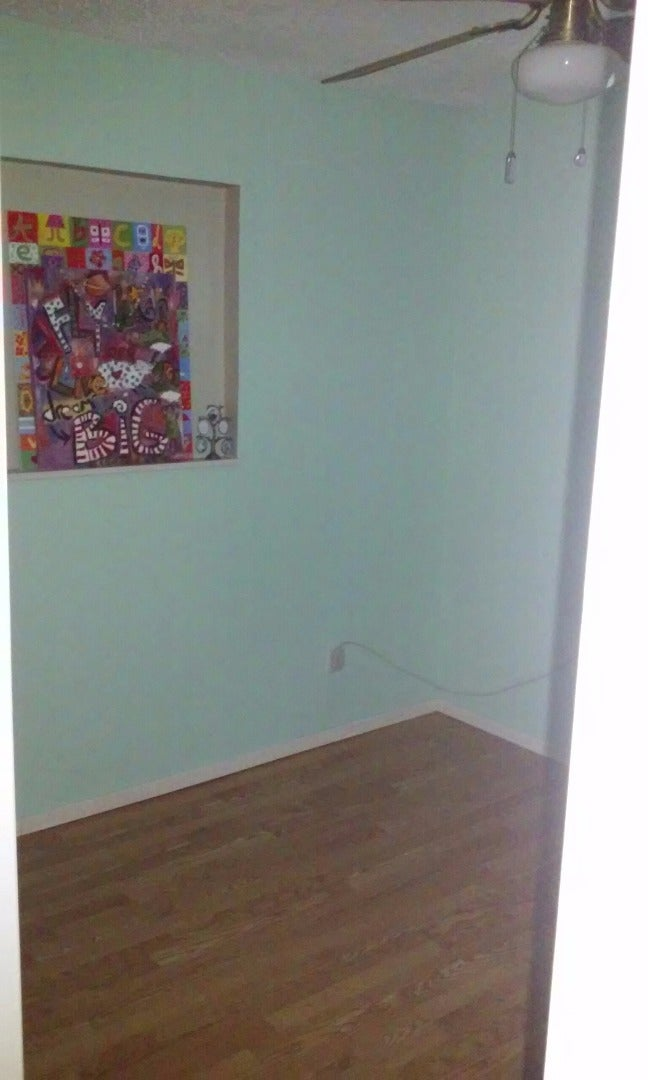 The Girls Room Before