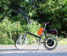 Electrification & Restoration of a 1970's Raleigh Shopper