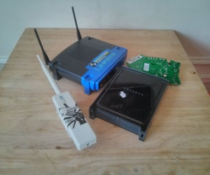 Repurpose an Old Wifi Router for the Internet-of-things