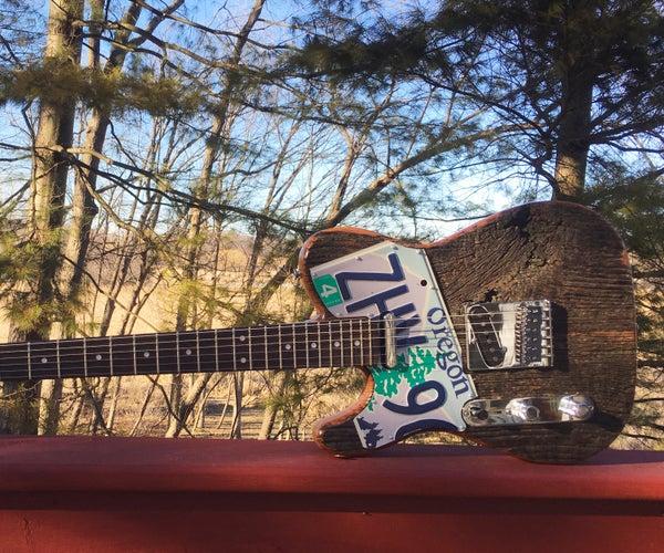 Barncaster Electric Guitar