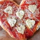 'Valentines' Pizza