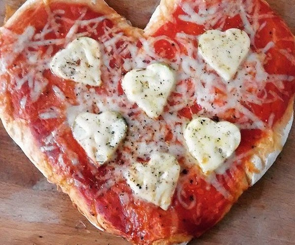 'Valentines' Pizza
