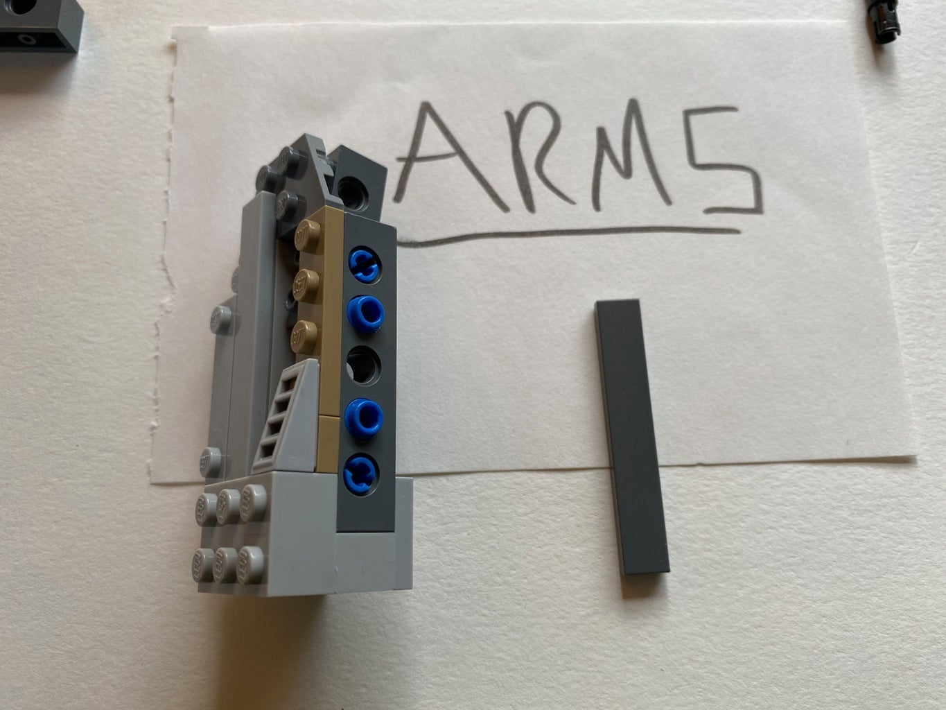 Build the Arms