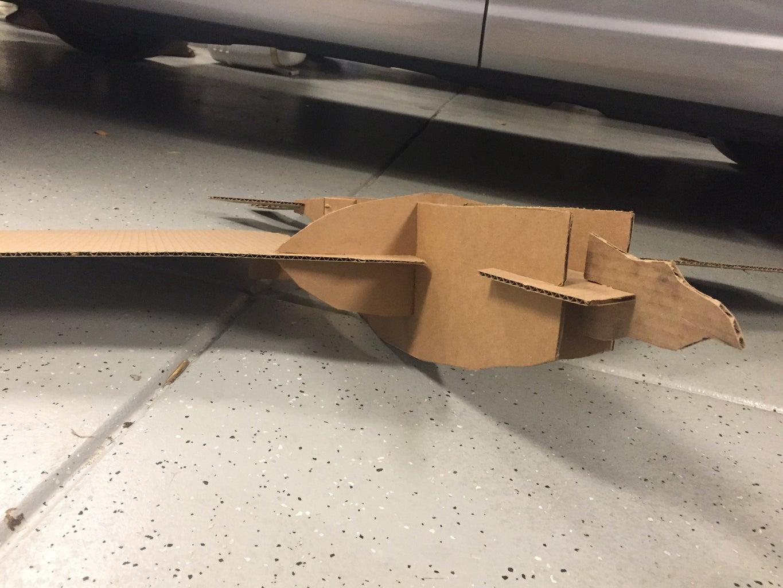 How to Make Cardboard Birds