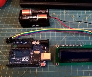 Arduino IC2 - COM ( 4 Wires )