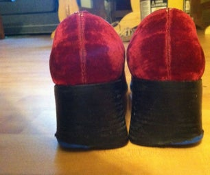 Shoring Up Shoe Soles With Sugru