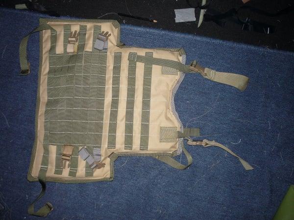 Project: MOLLE. Codename: LBE Vest. M1