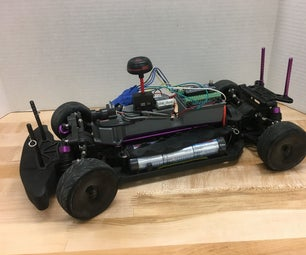 First Person View  RC Car