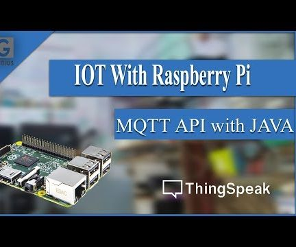 Send Data Using MQTT From Raspberry Pi With JAVA