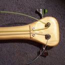 2 String Paddle Bass