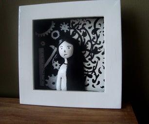 Persepolis - 3D Frame