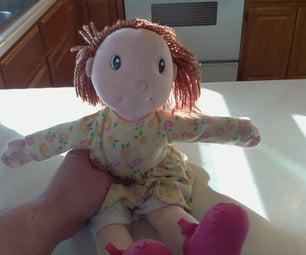 Doll to Help Children Understand Illness