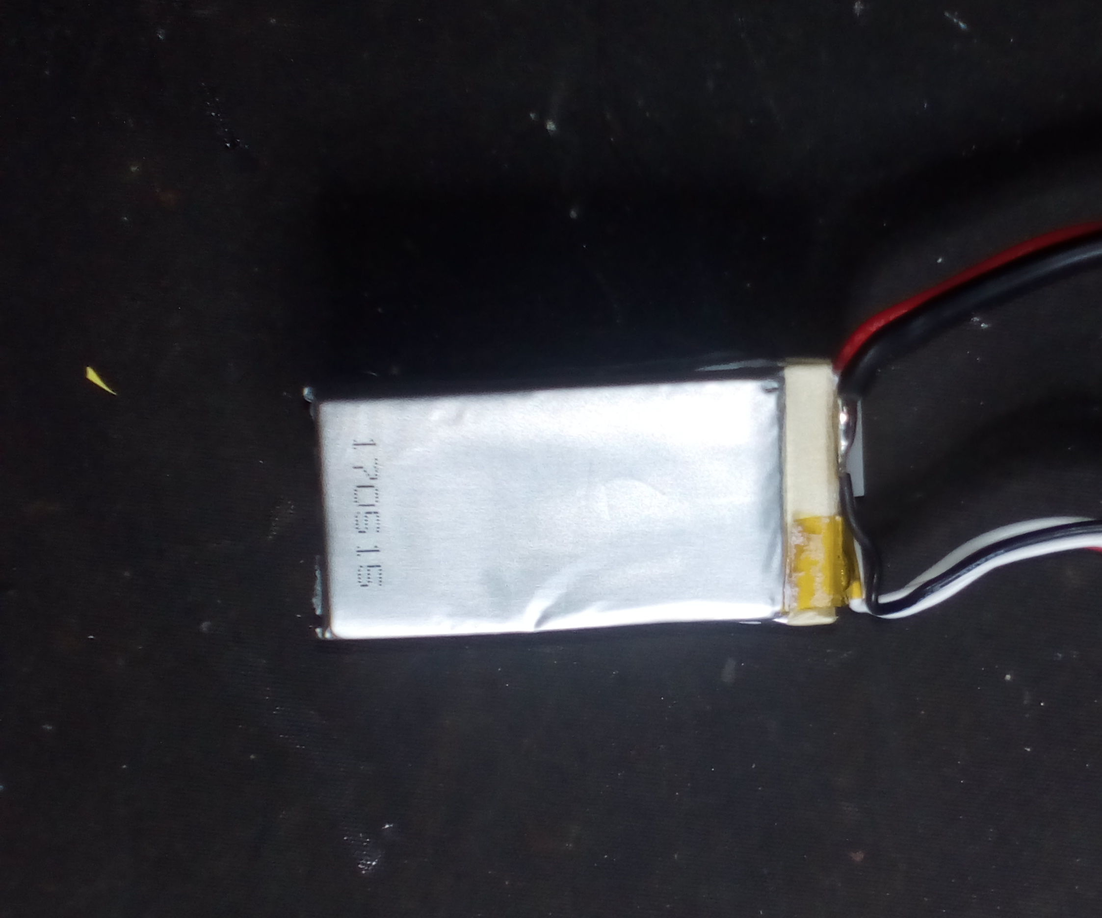 Recovering Lipo Batteries