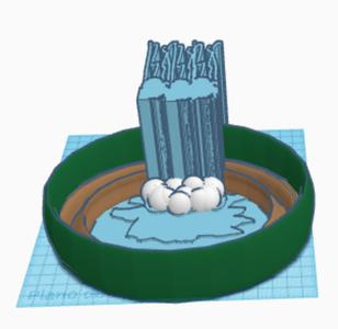 Create the Pond