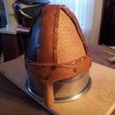Leather Viking Spangenhelm