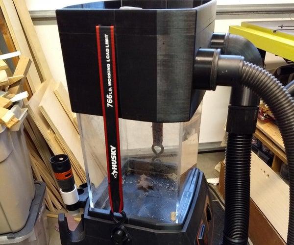 3D Printed Cyclone for Fein Shop Vac