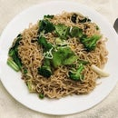 One Pot Garlic Noodle With Beef and Vegetables