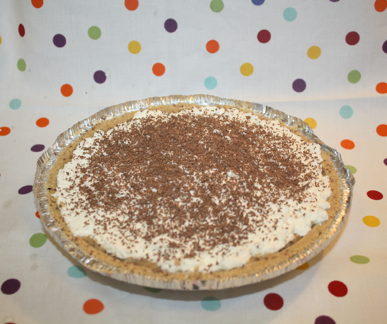 Banoffee Pie with homemade Dulce de Leche