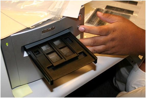 Scanning 35mm Negatives on a Nikon Super Coolscan 9000