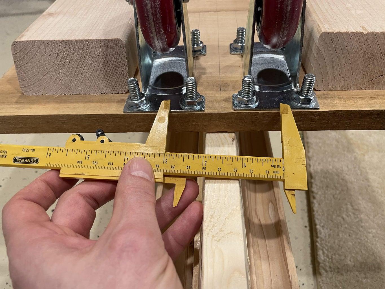 Build the Sliding Seat