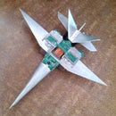 Modern Fighter Plane From E-Waste