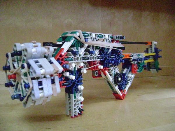 The Racker Rifle