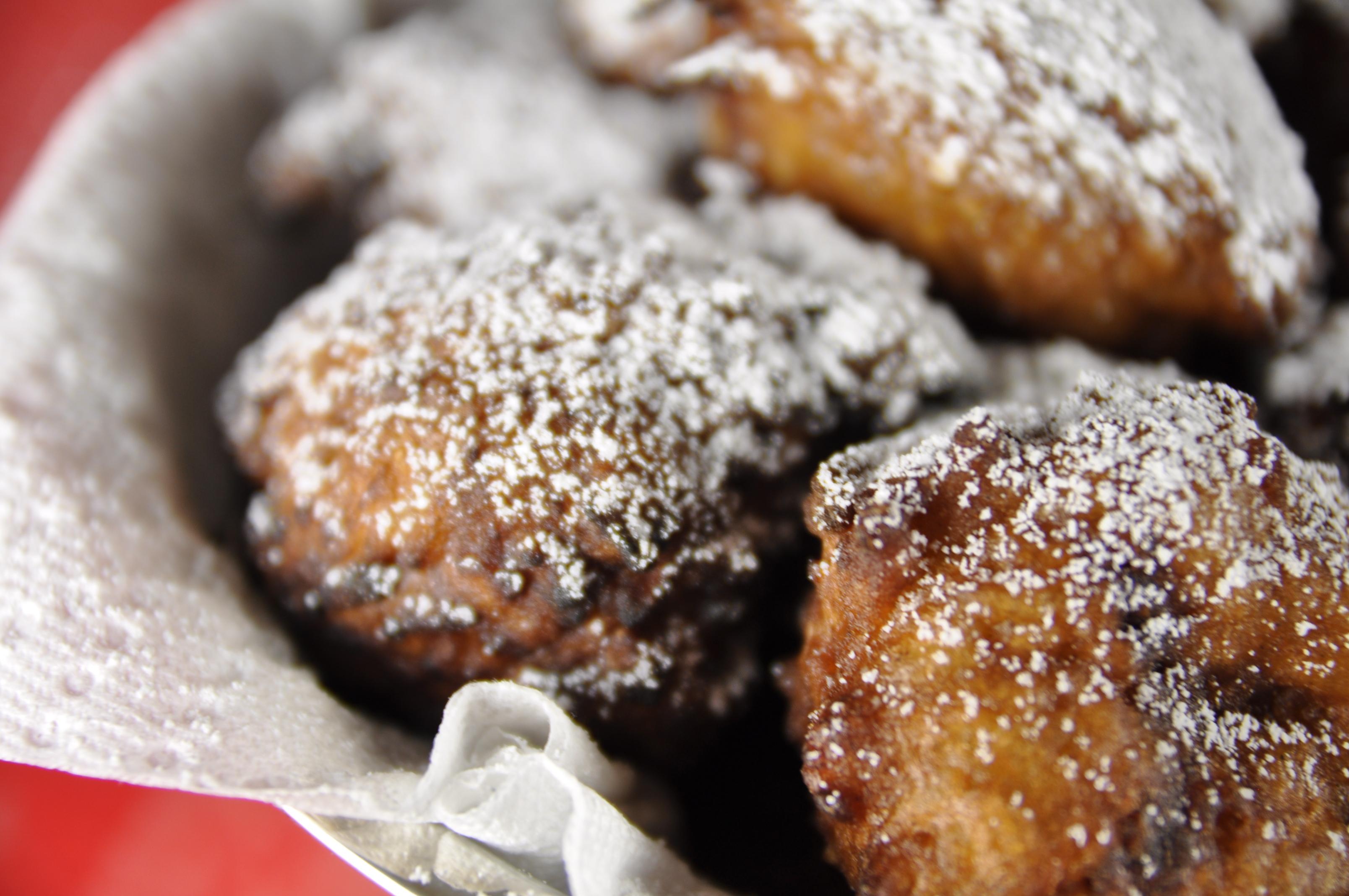 Calas: New Orleans Sweet Fried Rice Cakes (Mardi Gras Recipe)