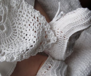 Crocheted Blessing Gown