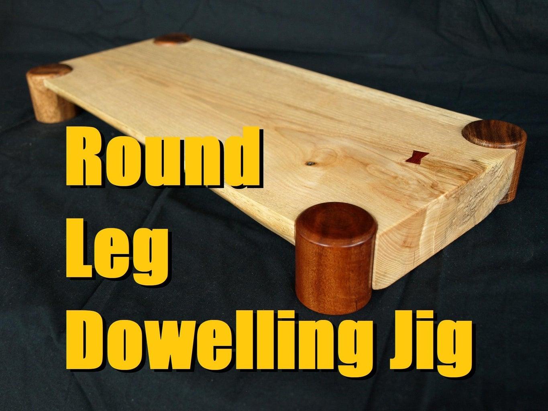 Round Leg Dowelling Jig
