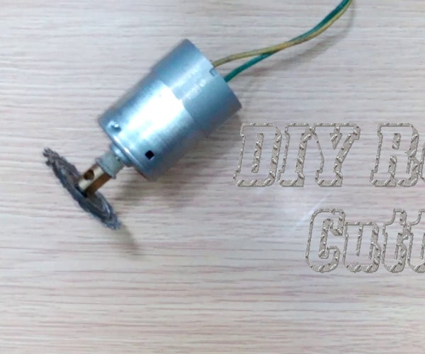DIY Rotary Cutter From Old Metal Bottle Caps