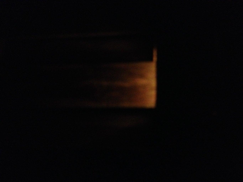 Backyard Fence Light