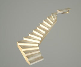 Stairs, Stairs, Stairs,...