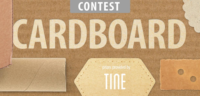 Cardboard Contest 2016