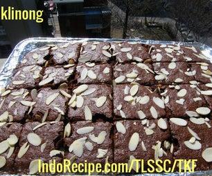 Whole Wheat Brownies