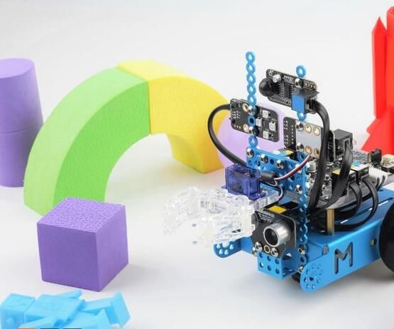 Make a Search and Rescue Robot