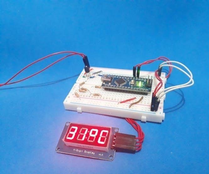 PCBWay Temperature Indicator System