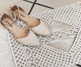 如何做一个波西米亚Macrame地毯