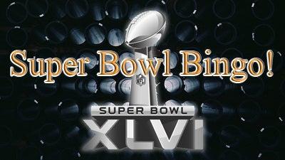 How to Play Super Bowl Bingo!