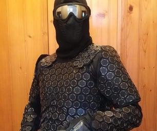 DIY Cyberpunk Armor
