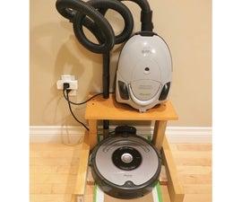 Make Your Robot Vacuum Empty Itself