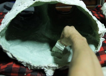 Casting Latex and Assembly