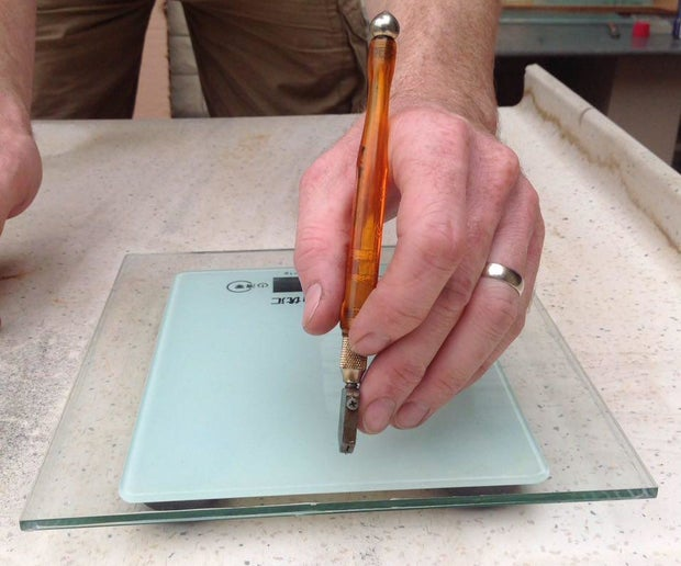 How To Cut Glass 5 Steps With, How To Cut A Mirror Without Glass Cutter At Home