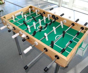 Build Your Own Foosball Table