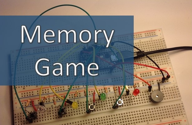 Arduino Simple Memory Game